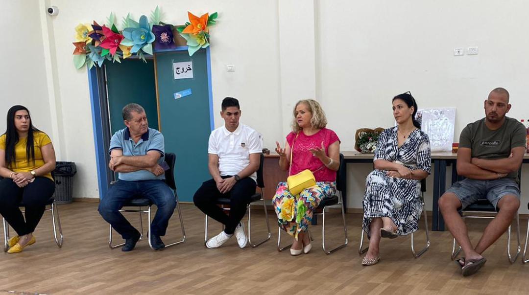 تكريم مجموعه متطوعين ضمن نشاطات قسم الرفاه الاجتماعي بمجلس شعب المحلي